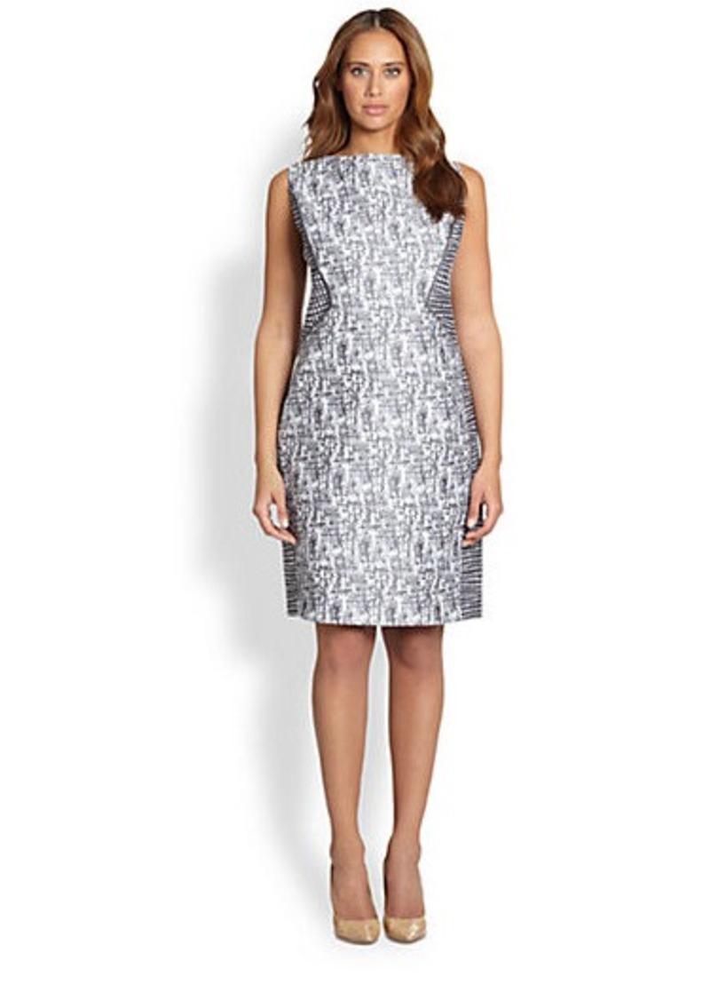 Lafayette 148 New York, Sizes 14-24 Deana Shift Dress