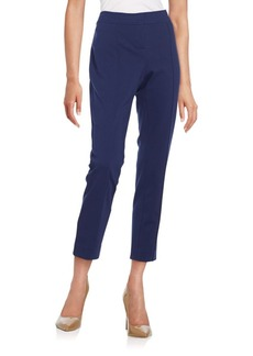 Lafayette 148 New York Skinny Ponte Ankle Pants
