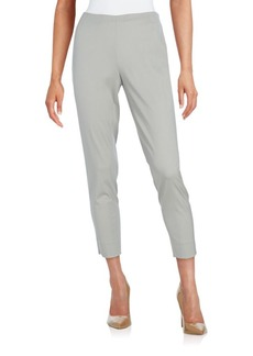 Lafayette 148 New York Stanton Stretch Wool Pants