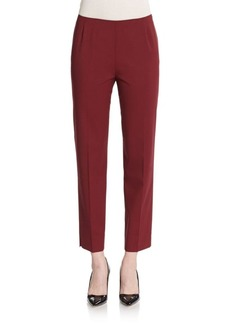 Lafayette 148 New York Stanton Virgin Wool Pants