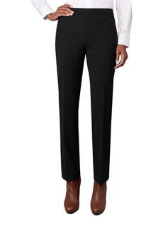 LAFAYETTE 148 NEW YORK Stretch Wool Bleecker Pants