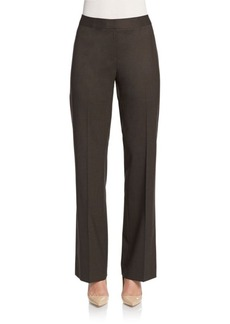 Lafayette 148 New York Stretch-Wool Pants