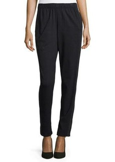 Lafayette 148 New York Track Side Ankle Pants