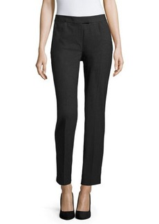 Lafayette 148 New York Wool-Blend Narrow-Leg Pants