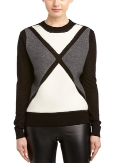 L.A.M.B. L.A.M.B. Wool Ribbed Sweater