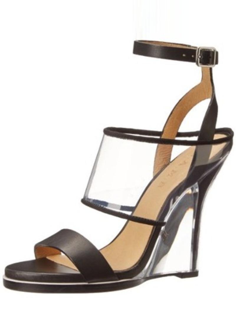 L.A.M.B. Women's Fiby Wedge Sandal