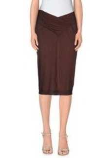 LAMBERTO LOSANI - 3/4 length skirt