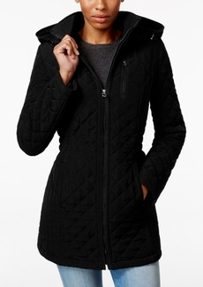Laundry by Design Hooded Quilted Jacket
