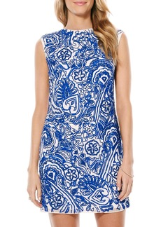 Laundry by Shelli Segal Beaded Sleeveless Dress