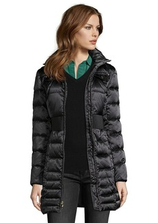 Laundry by Shelli Segal black box quilted optional faux ...