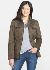 Laundry by Shelli Segal Packable Quilted Jacket (Regular & Petite)