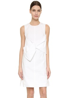 Lela Rose Bow Front Dress