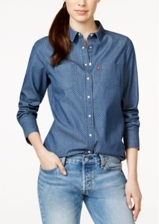 Levi's Long-Sleeve Modern Western Shirt