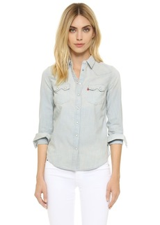 Levi's Modern Sawtooth Button Down