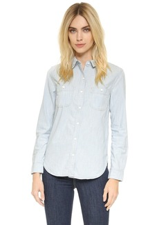 Levi's Workwear Boyfriend Button Down