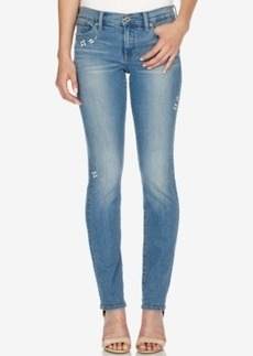 Lucky Brand Sweet Indigo Wash Straight-Leg Jeans