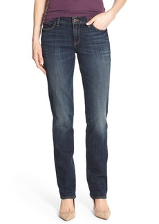 Lucky Brand 'Sweet 'n' Straight' Stretch Straight Leg Jeans (Tiburon)