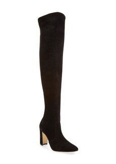 Manolo Blahnik 'Pascalla' Over the Knee Boot (Women)