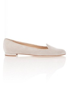 Manolo Blahnik Sharif Loafers