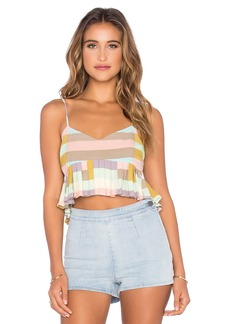 Mara Hoffman Cropped Top