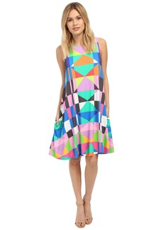 Mara Hoffman Diamonds Swing Dress