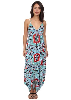 Mara Hoffman Halter Tie Dress