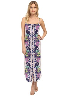 Mara Hoffman Jardin Button Front Dress