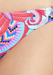Mara Hoffman 'Jungle Trip' Low Rise Bikini Bottoms
