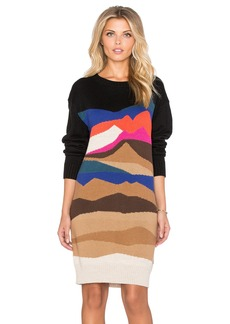 Mara Hoffman Knit Sweater Dress