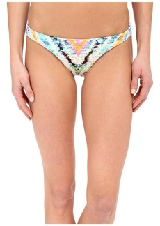 Mara Hoffman Rainbow Low Rise Bottom