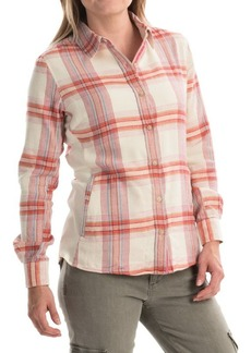 Marmot Maci Flannel Shirt - UPF 50, Long Sleeve (For Women)