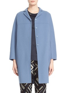 Max Mara 'Ada' Wool Coat