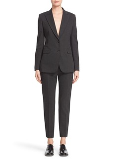 Max Mara 'Avoriaz' Stretch Jersey Jacket
