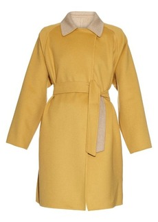 Max Mara Gel reversible coat