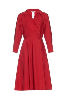 Max Mara Lollo cotton dress