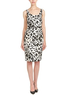 Max Mara Max Mara Sheath Dress