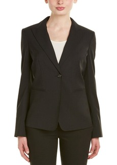 Max Mara Max Mara Wool & Silk-Blend Jacket