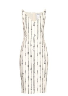 Max Mara Obliqua dress