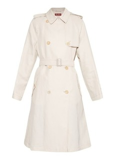 Max Mara Studio Cacio trench coat