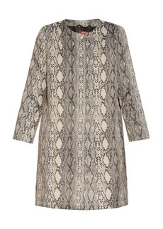 Max Mara Studio Panetto coat
