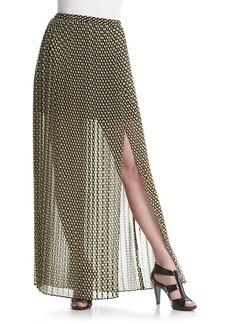 MICHAEL Michael Kors® Alston Printed Maxi Skirt