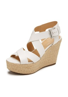 MICHAEL Michael Kors Celia Wedge Sandals