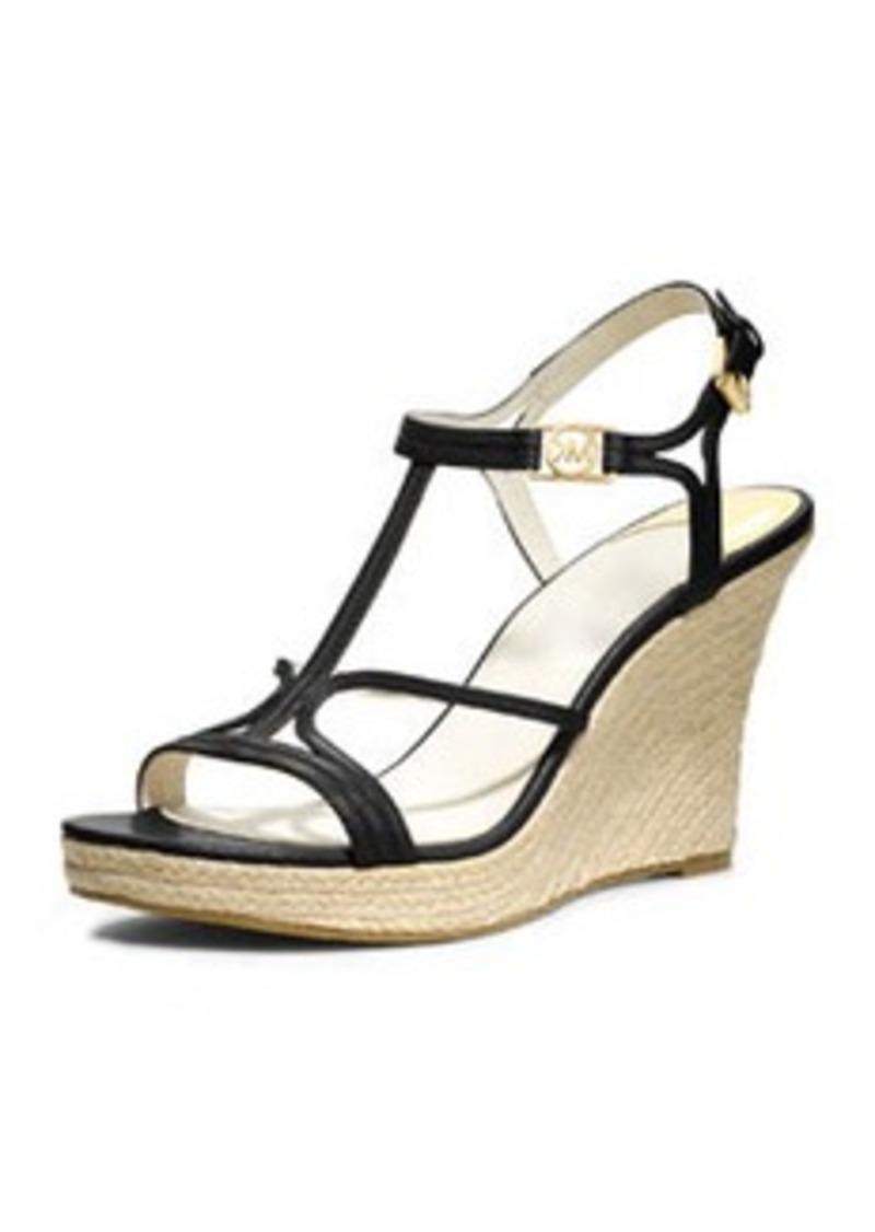 MICHAEL Michael Kors Cicely Wedge Sandal