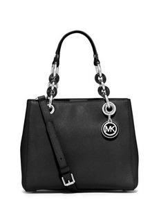 MICHAEL Michael Kors Cynthia Small North-South Satchel Bag