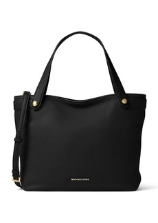 MICHAEL MICHAEL KORS Hyland Medium Leather Convertible Tote