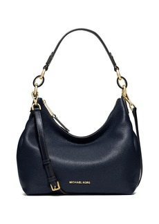 MICHAEL MICHAEL KORS Isabella Leather Medium Convertible Shoulder Bag