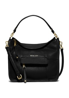 MICHAEL MICHAEL KORS Jesse Medium Leather Convertible Shoulder Bag