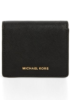 MICHAEL Michael Kors 'Jet Set Travel' Card Case