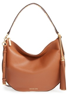 MICHAEL Michael Kors 'Large Brooklyn' Convertible Leather Hobo