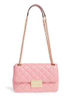 MICHAEL Michael Kors 'Large Sloan' Quilted Leather Shoulder Bag